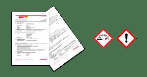 Hydrochloric acid sds feature image