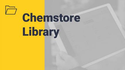 Chempli Chemstore Library