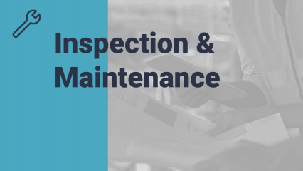 Chempli Inspection & Maintenance