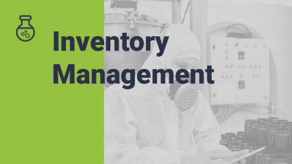 Chempli Inventory Management Header