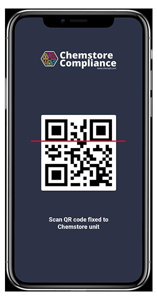 Chempli Chemstore Library QR Code Iphone